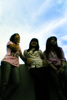 Agatha, Carla, Nanda