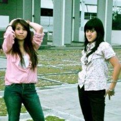 Nanda and Carla