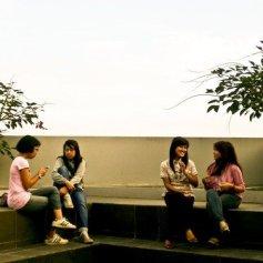 Agatha, Ajeng, Carla, Nanda