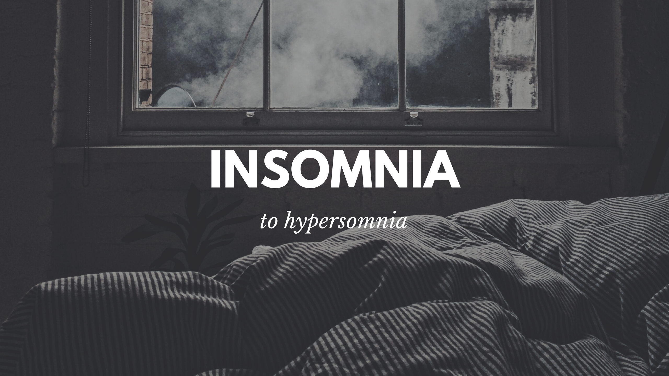 from insomnia to hypersomnia sarasvvati