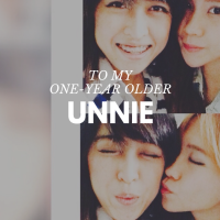 Happy Birthday, Unnie :)