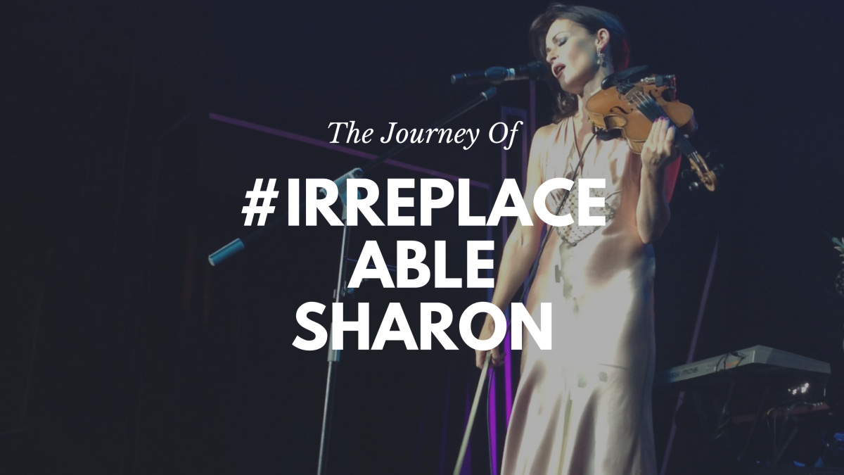 The Journey of #IRREPLACEABLESHARON Day 3: The Exclusive Interview