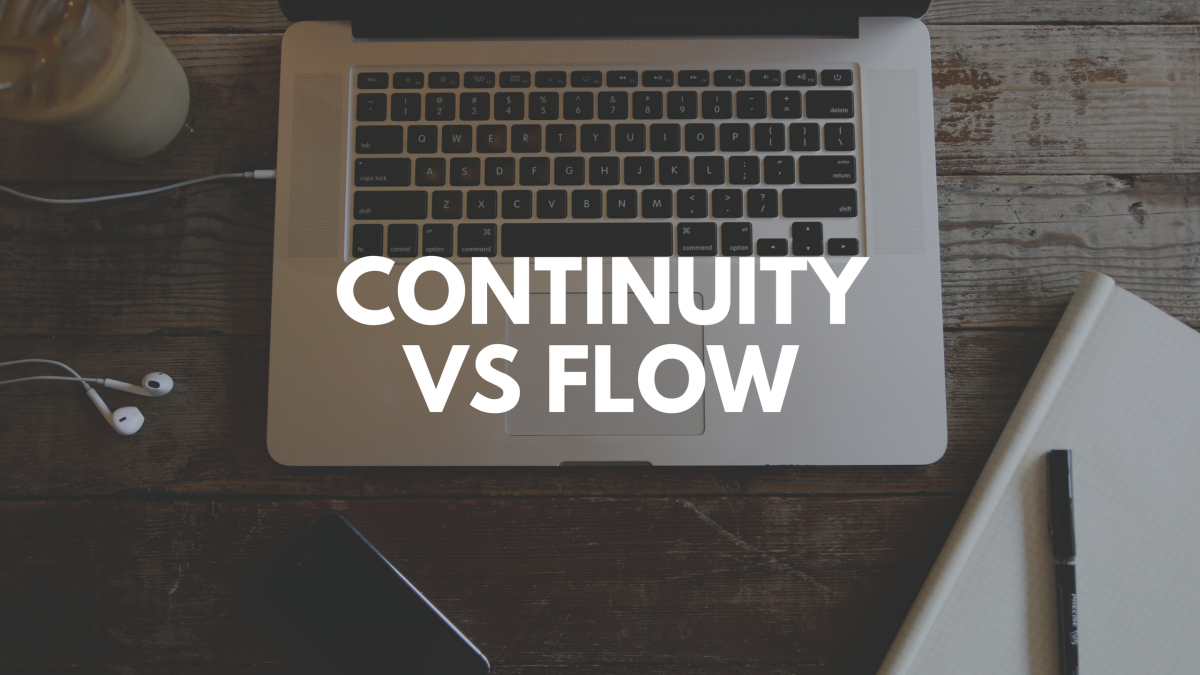 Continuity vs Flow (Apple vs Samsung)
