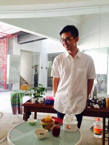 Lao Shi Joe with Matcha set