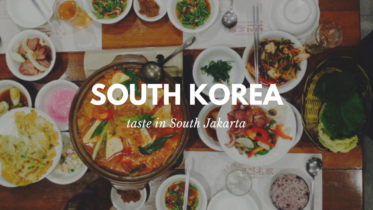 Bo Shin Myeong Ga: The Taste of South Korea in South Jakarta