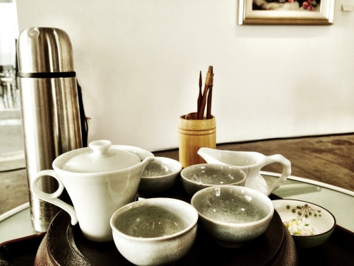 Set for Chinese Tea